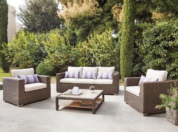 Cat logo de muebles de terraza carrefour for Sillones de plastico para terrazas