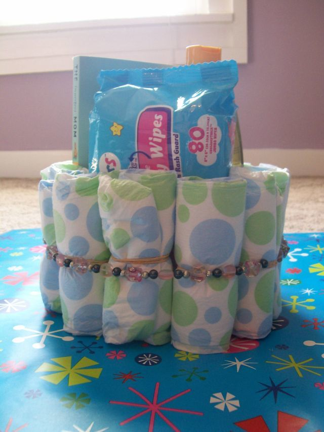 Centro Mesa Baby Shower Pa Ales Casero