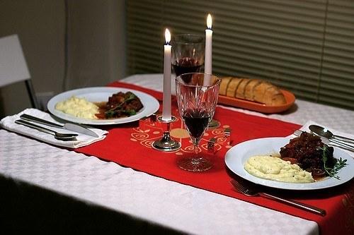 Ideas de centros de mesas para cada ocasi n for Preparar cita romantica
