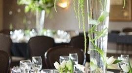 Distintos diseños de centros de mesa