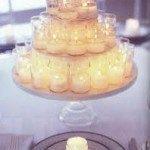 centro-mesa-elegante-velas-fuente