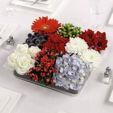 Center-table-flowers-varied