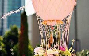 Los mejores centros de mesa con globos