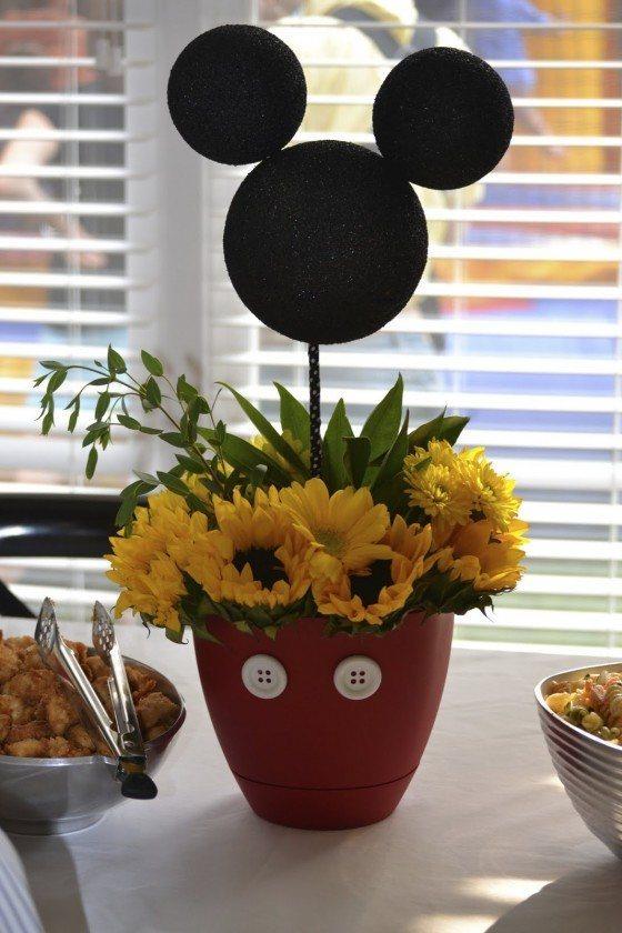 centro-mesa-mickey-mouse-girasoles