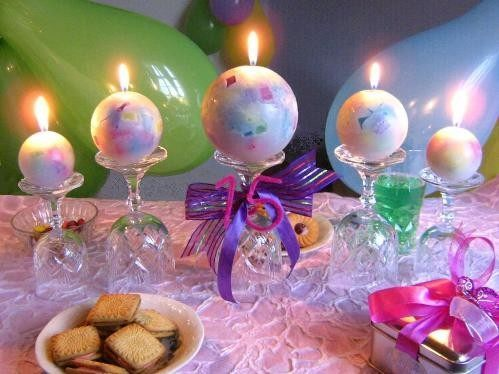 Center-table-candles-15-years