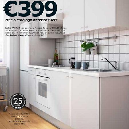 Cocinas baratas en barcelona for Muebles para cocina baratos