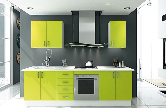 Cocinas baratas en madrid for Muebles bricoking