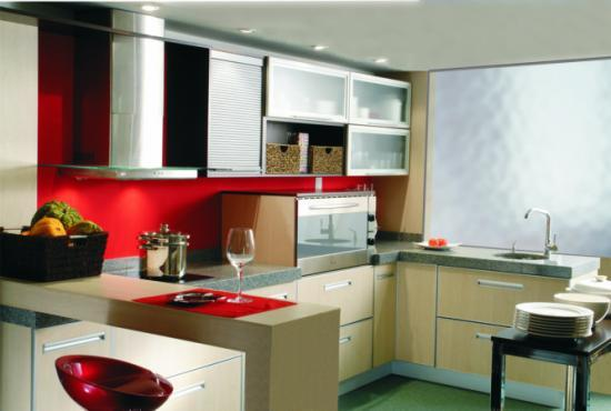 Cocinas que son baratas y buenas for Modelos de muebles para cocina en melamina