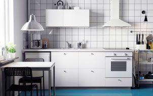 Cocinas baratas ikea cocina blanca modelo blanco - Fotos cocinas baratas ikea ...