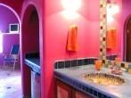 mexican style bathrooms, bathroom, cuartos de baño estilo mexicano