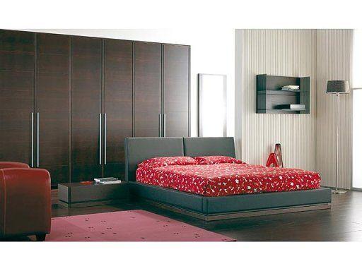 decoracion-del-hogar-dormitorios-y-ambientes-estilo-minimalista-color-wengue