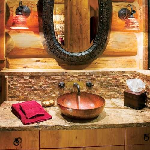 Baños rusticos para cabanas ~ dikidu.com