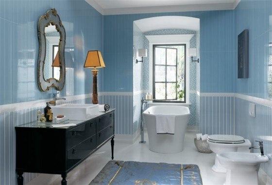 Diseno De Baño Familiar:Baños & Estilos: Cuarto de baño con tocador