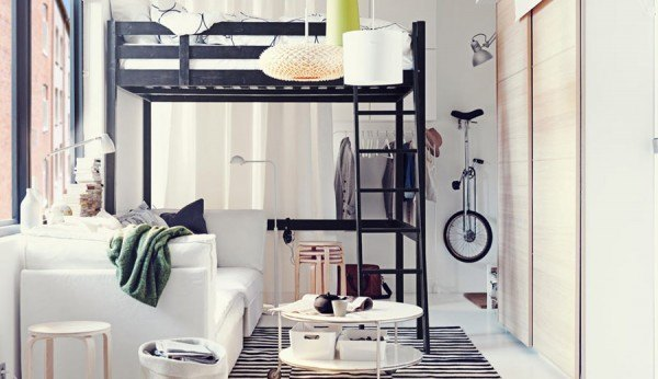 dormitorio literas IKEA