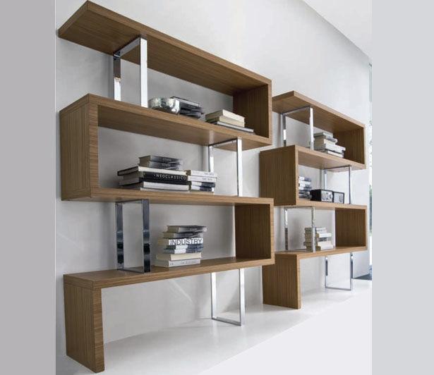 Estanterias madera modernas 1 - Estanterias para dormitorios ...