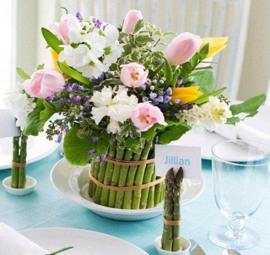 Flowers-each-center-table
