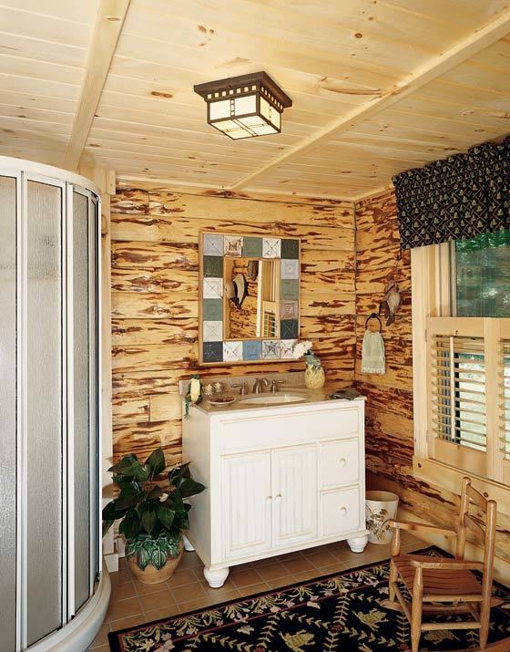 Imagenes Baño Rustico:foto-baño-rustico-mueble-blanco
