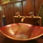 foto-baño-rustico-pila-manos