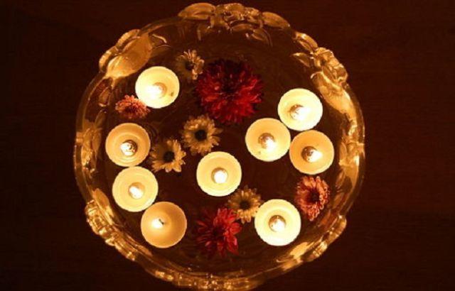 los-mejores-centros-de-mesa-con-velas