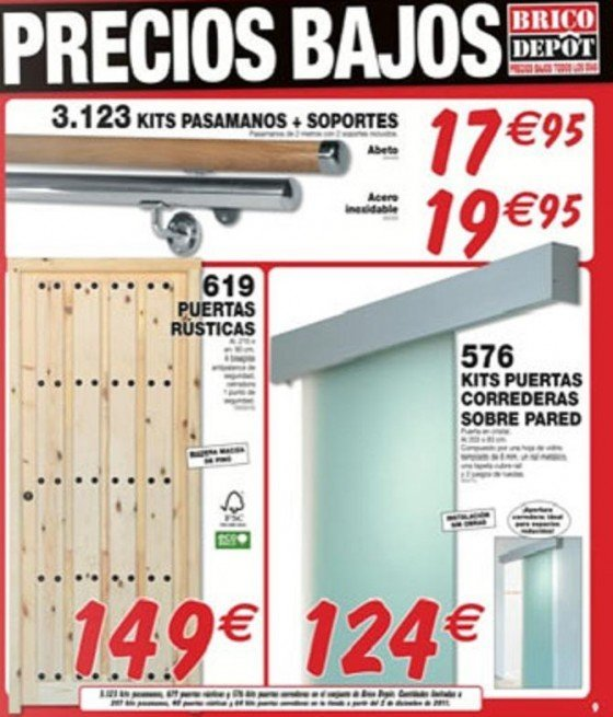 Ideas para el recibidor de Brico Depot - EspacioHogar.com - photo#35