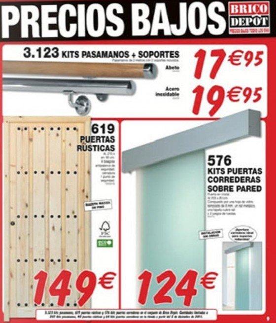 Decorar cuartos con manualidades puertas correderas - Puertas correderas bricomart ...