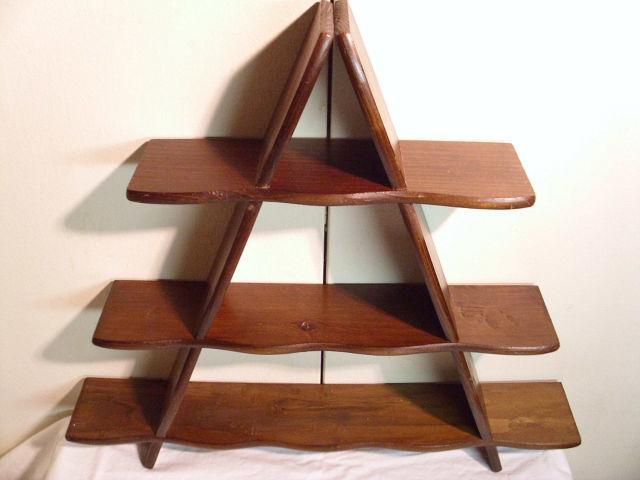 Repisas de madera para pared modernas para la cocina - Repisas de pared ...