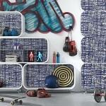 repisa-madera-pared-moderna-cajone-infantil