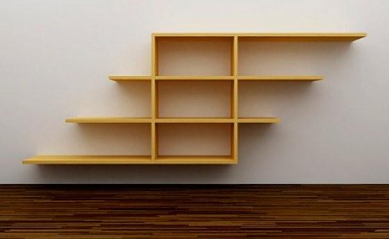 Repisas de madera para la pared Ideas de repisas de madera para la ...