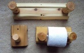 Fotos de la decoración para baños rústicos