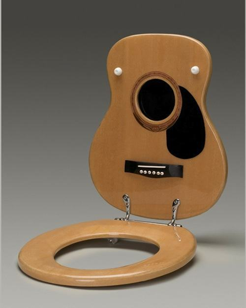 wc guitarra