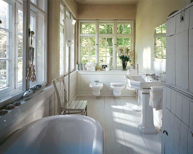 Baños Con Estilo Vintage:Ideas para decorar tu baño con estilo vintage – EspacioHogarcom