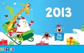 "Catálogo Toys""R""Us Navidad 2013"