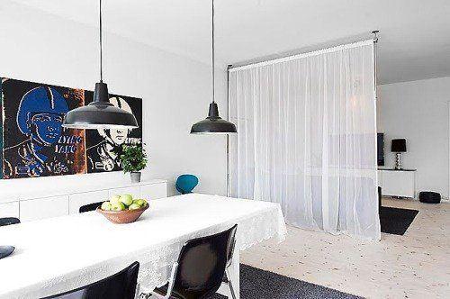 Decoraci n en espacio hogar - Paneles para separar espacios ...