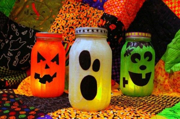 decoracion-halloween-2014-calabazas-frascos
