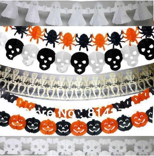 decoracion-halloween-2014-guirnaldas-de-halloween-divertidas-y-baratas