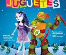 Catálogo de Juguetes Carrefour Navidad 2017