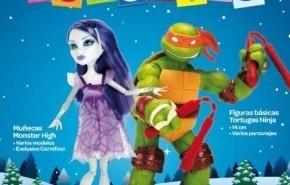 Catálogo de Juguetes Carrefour Navidad 2013
