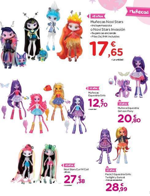 catalogo-de-juguetes-carrefour-navidad-2013-muñecas