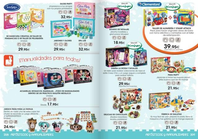 Toy christmas catalog el corte ingl s 2018 - El corte ingles catalogos ...