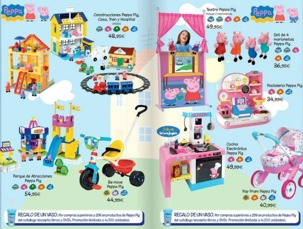 The-toy-christmas-2013-the-cut-english-toys-of-peppa-pig