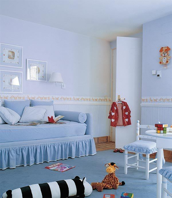 Dormitorios infantiles decoraciones for Ideas para decorar mi dormitorio