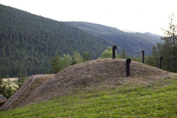 Cómo vivir como un autentico Hobbit-casa-bajo-tierra