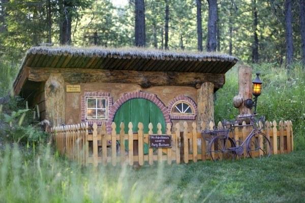 Cómo vivir como un autentico Hobbit-casa-bilbo-baggins