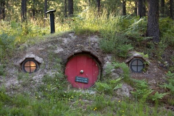 Cómo vivir como un autentico Hobbit-casa-tamaño-real
