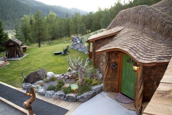 Cómo vivir como un autentico Hobbit-jardin