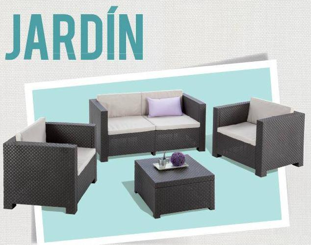Cat logo carrefour febrero 2016 for Muebles jardin carrefour