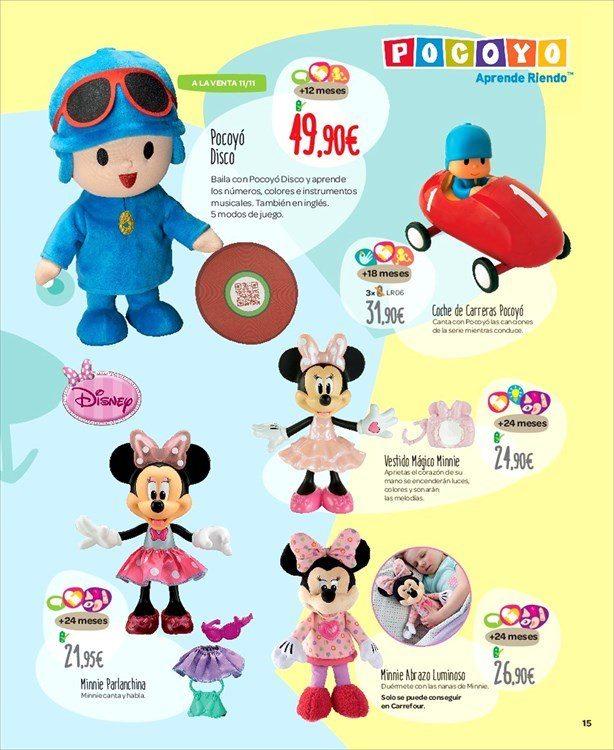 catalogo-de-juguetes-carrefour-navidad-2015-juguetes-para-niños-pequeños