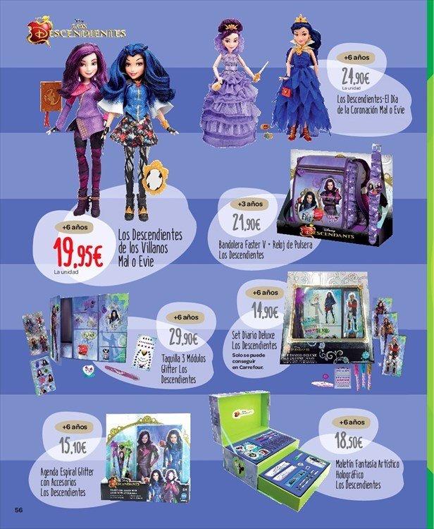 catalogo-de-juguetes-carrefour-navidad-2015-los-descendientes