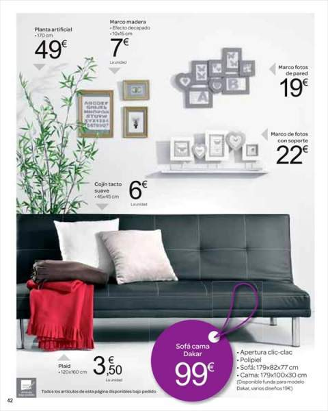 Cat logo de muebles carrefour 2018 - Carrefour cortinas para salon ...