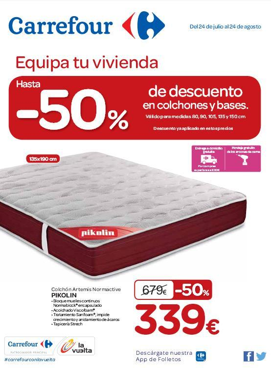 Cat logo de muebles carrefour 2015 for Catalogo carrefour muebles